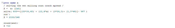 SAS pseudo code2