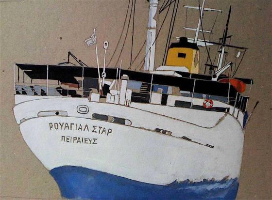greek vessel Jean Louis Drye