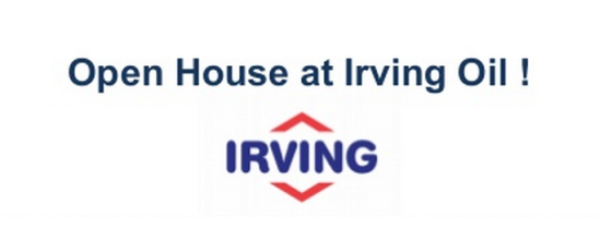 Open House at Irving Oil!