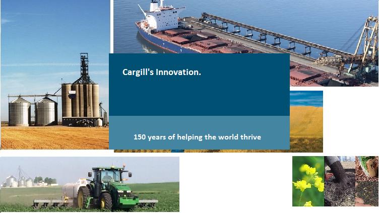 Cargill's Transportation Innovation: Baie-Comeau OceanTerminal.