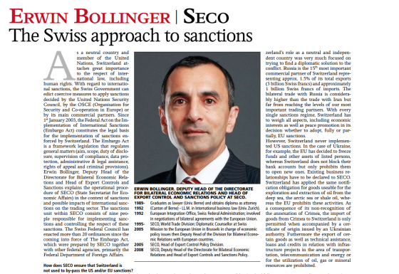 swiss approach to sanctions 1