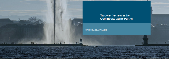 Traders Secrets in the Commodity Game Part VI large