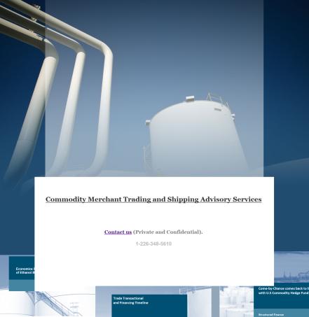 Commodity Merchant Trading Shipping Advisory S.A
